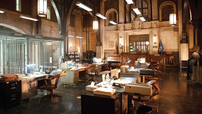 State of the industry film production for Movie set design