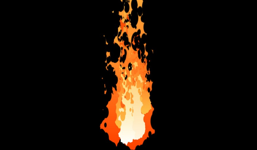 How To Create Vector Fire In After Effects