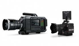 The Blackmagic URSA vs. RED Scarlet
