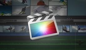 Final Cut Pro X Video Tutorial: Convert 4:3 to 16:9