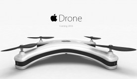 Concept Art: The Apple Drone