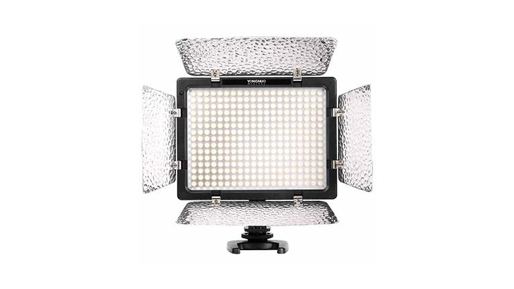Yonguno YN-300-II LED Light