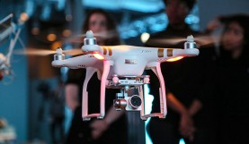 Phantom 3: DJI's Latest Drone Takes Flight