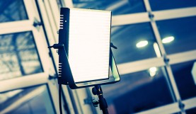 Filmmaking Tips: Lighting With LED Panels