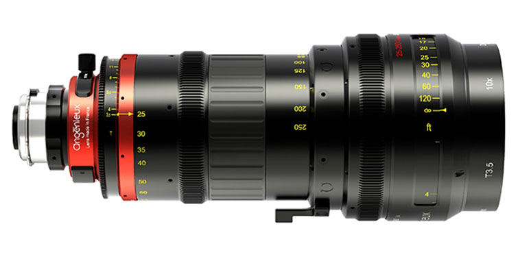 Real Cinema Lenses: Angenieux Optimo