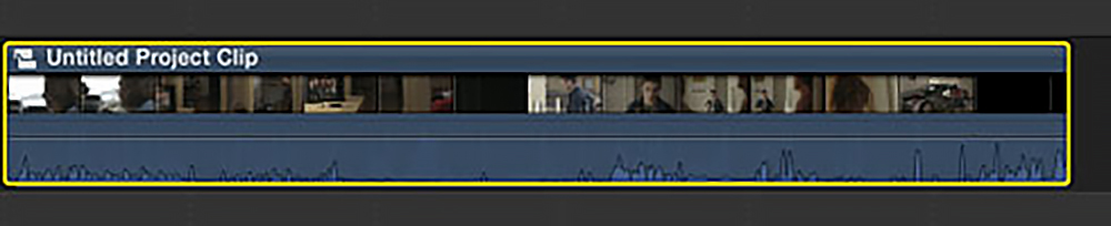 how to spin clips final cut pro x