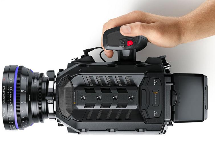 black magic camera ursa