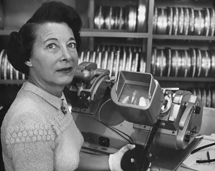 The 4 Unsung Pioneers of Film Editing: Barbara Mclean
