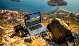 Video Gear for Traveling Road Warriors and Frequent Flyers