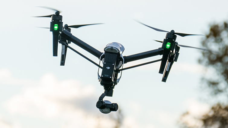 How to Shoot Cinematic Footage With a Drone: Inspire 1 Flying