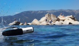 This New Drone Can 'Fly' Underwater