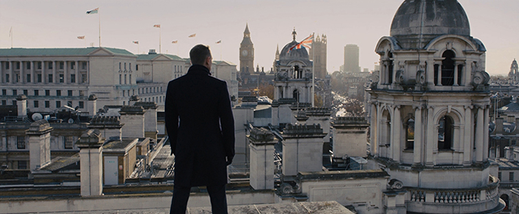 Cinematography: Medium Long Deakins Skyfall