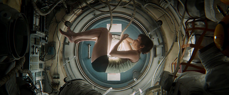 Cinematography: Gravity
