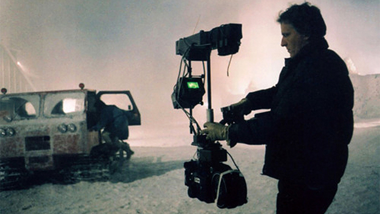 Cinematography: Steadicam Garrett Brown