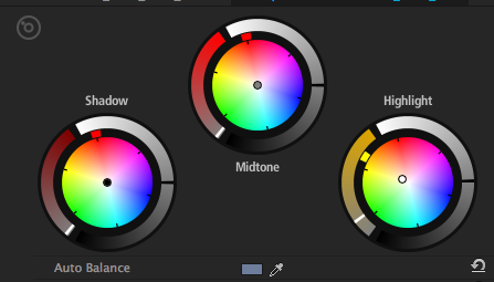 Color Grading Without a Precisely Calibrated Monitor: auto balanced