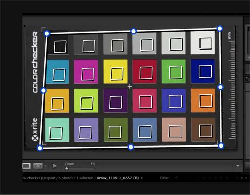 Resolve Color Correction