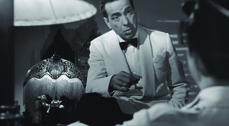 How to Compose a Cinematic Shot Reverse Shot: Casablanca
