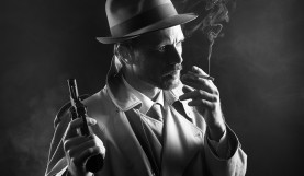 Guns, Guts, and Gin: Creating Props for Gangster Movies