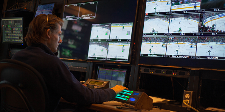 The Media Machine Behind the Dallas Stars: Replay