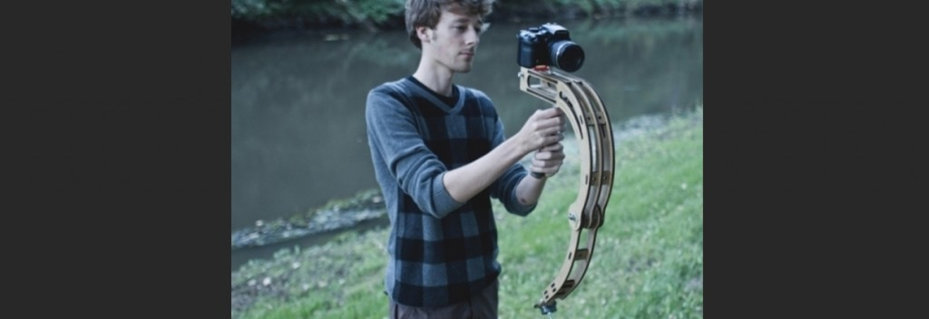 20 Pieces of Film Gear You Can Print With a 3D Printer: Steadicam