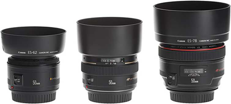 The 4 Best Lenses for Shooting Wedding Videos - 50mm