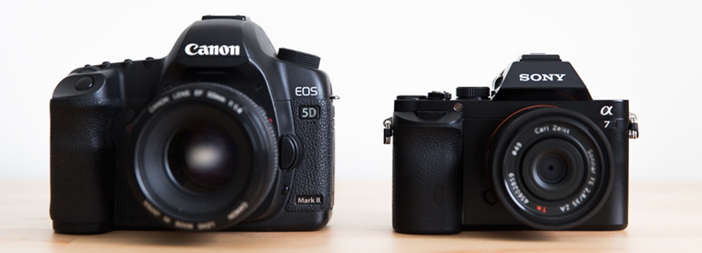 5 Reasons Why You Should NOT Buy a DSLR for Filmmaking: They're Bulky