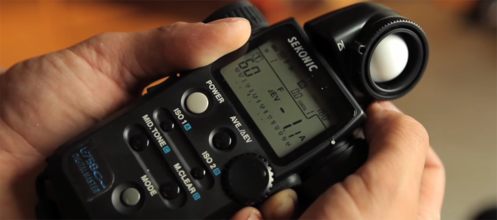 StillMotion Light Meter