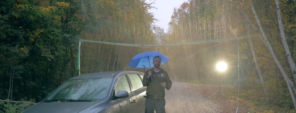 Create Rain, Snow, and Fog Using These Low-Budget Effects: RAIN