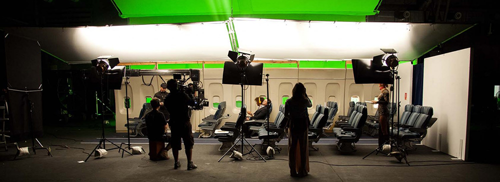 How to create great production design for film video for Movie set design
