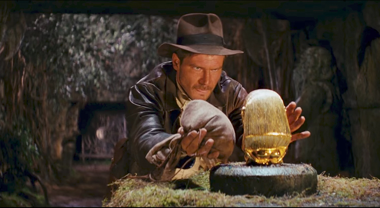 Deconstructing The Scene Raiders Of The Lost Ark
