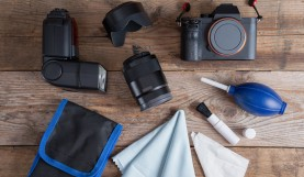 A Guide to Cleaning Lenses and Camera Sensors
