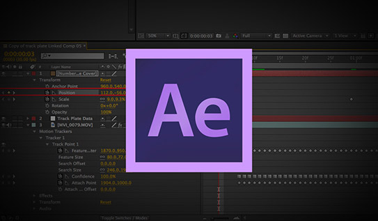 After Effects Fundamentals Lesson 4: Editing & Animating Text