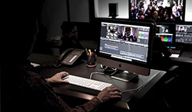 Hand Gesture Video Editing with FCPX and Leap Motion Controller