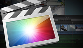 Final Cut Pro Shortcut: Enabling Clip Overlays and Adjusting Audio Levels In the Timeline