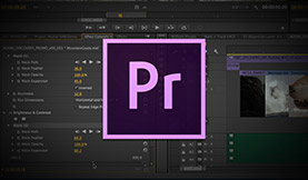 Adobe Premiere Video Tutorial: Video in Text