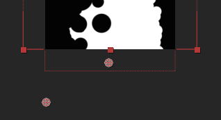 Set the emitter to come from the bottom left