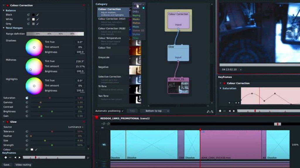 Lightworks_Screenshot