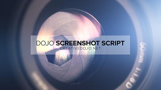 Creative Dojo - AE Script