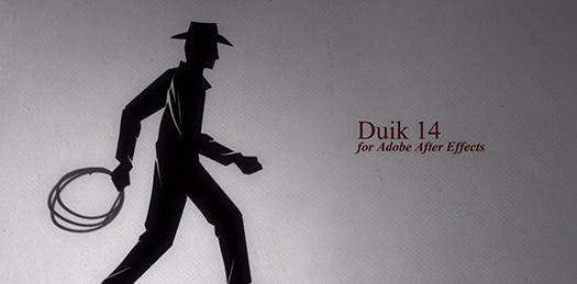 Duik  - AE Script