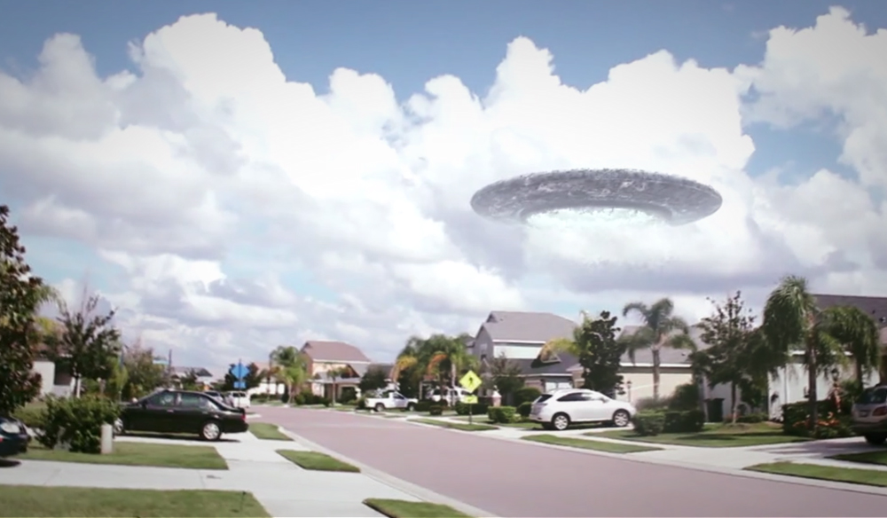 Alien Invasion: After Effects Video Tutorial