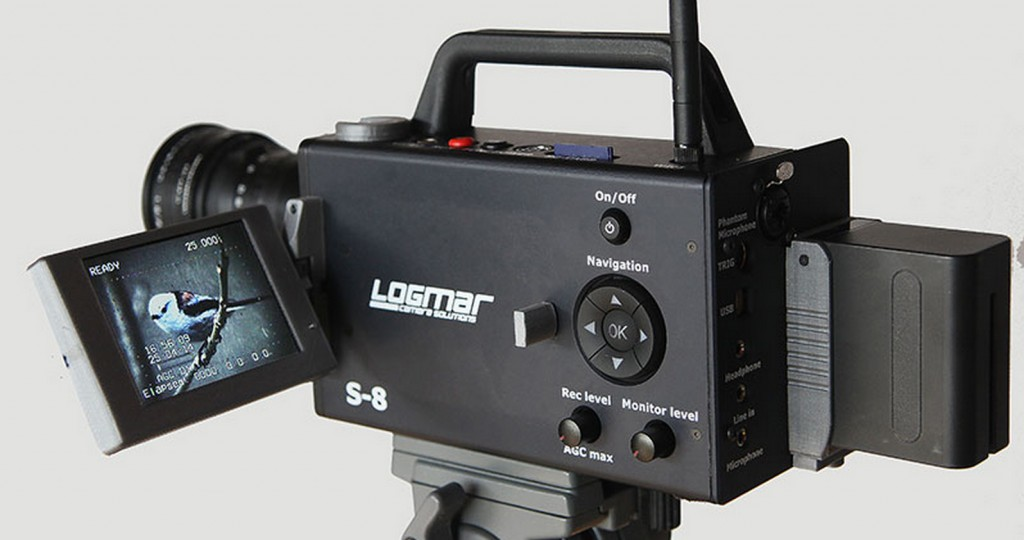 Logmar Camera
