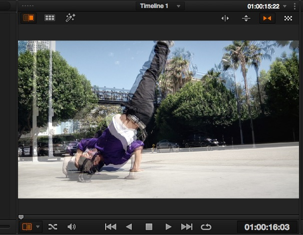 Double Effect - DaVinci Resolve
