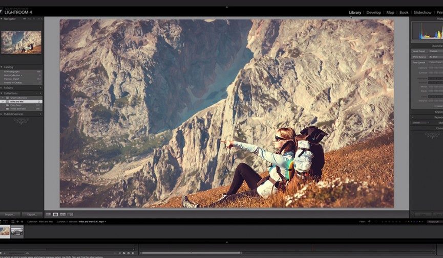 Color Grading in Lightroom and Photoshop