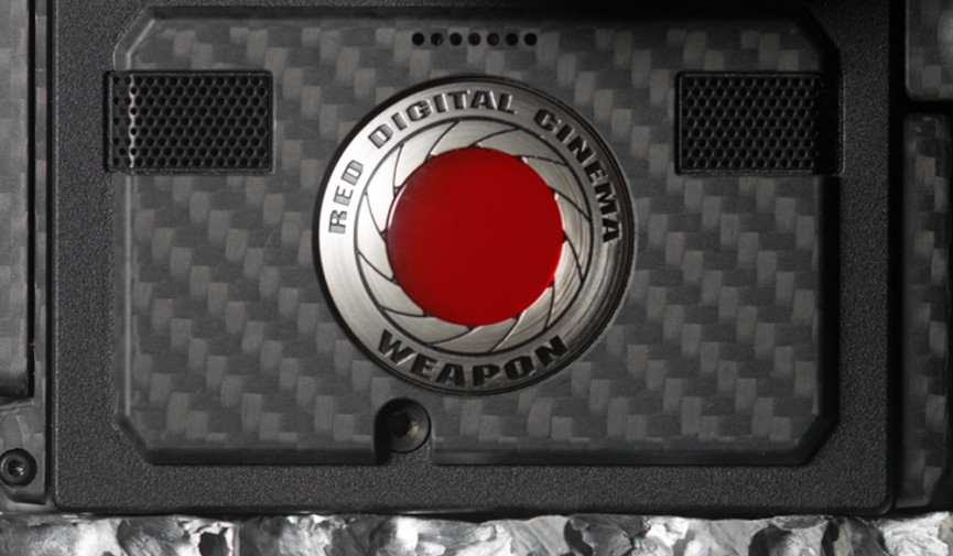 Red Weapon Cover Image