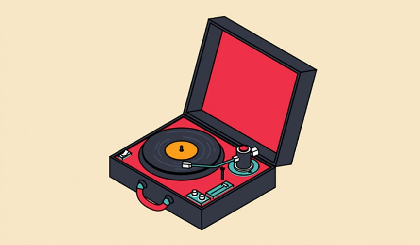 Vectorized Turntable