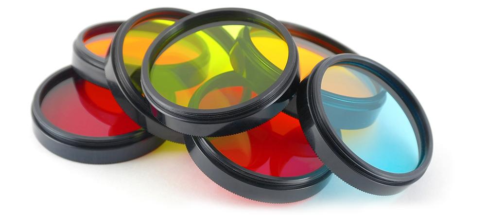 Color Lens Filters