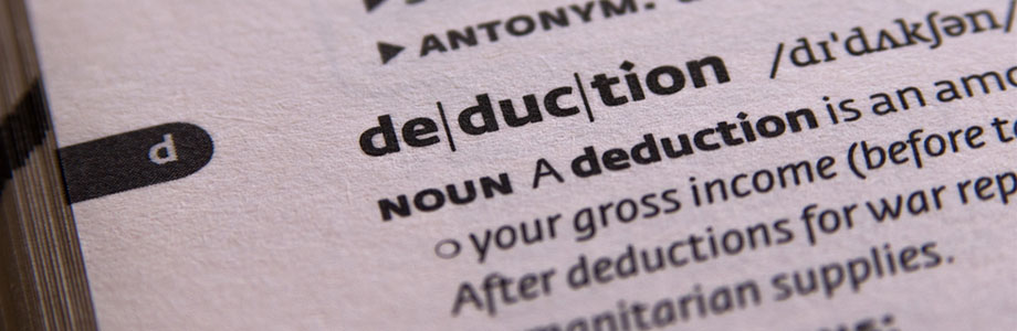 Tax Deduction for Video Production