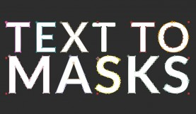 Text to Masks Cover Image