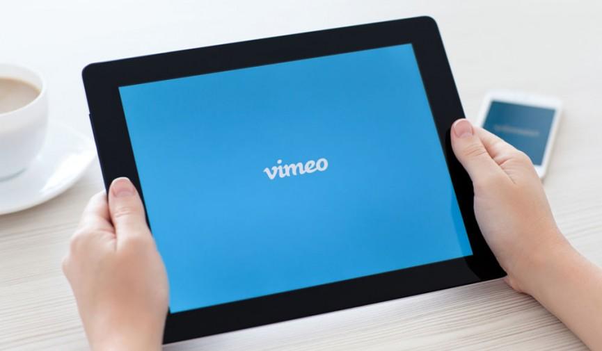 Vimeo On Demand COVER