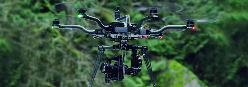 NAB 2015 Gear: Freefly Alta Drone